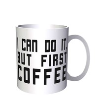 I can do it , but first Coffee new Novelty 11oz Mug bb8 - $10.83