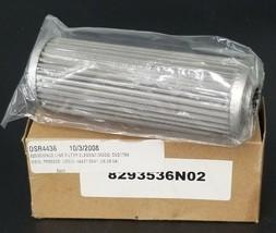 NIB MOOG SYMCON 8293536N02 LINE FILTER ELEMENT 0B14709