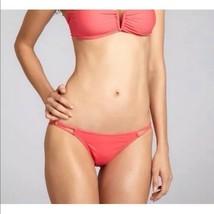 L *Space New No tag XS coral 'Nouveau' bikini bottom - $9.79