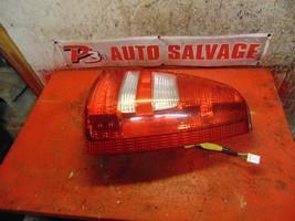 04 05 03 Subaru Forester oem passenger side right brake tail light lamp ... - $24.74