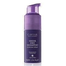 Alterna Caviar Anti-Aging Powder Spray Sheer Dry Shampoo 1.2oz - $15.82