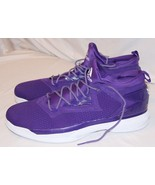 adidas Purple New Mens Basketball Shoes 19 Athletic High Top - $33.74