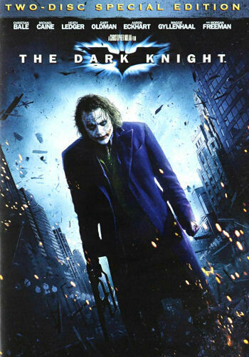 The Dark Knight [DVD]
