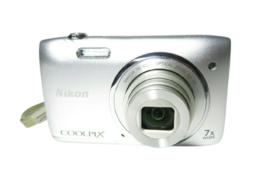Nikon S3500 20.1MP HD Camera Infrared IR/UV Open Full Spectrum Ghost Pro... - $102.56