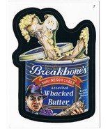 2006 Topps Wacky Packages Series 3 Breakbone's Trading Card 7 ANS3 - $5.99