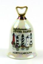 Lighthouses of The Outer Banks North Carolina Souvenir Iridescent Porcel... - $11.87