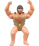 Action Man Intruder shaped vinyl sticker  retro 1970s toys GI Joe 130mm ... - $3.43