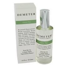 Demeter Green Tea Perfume By Demeter 4 oz Cologne Spray For Women - $31.51