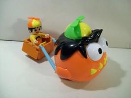 Ryan's World Rollin Moe Vehicle & Action Figure Play Set Just Play - $17.59