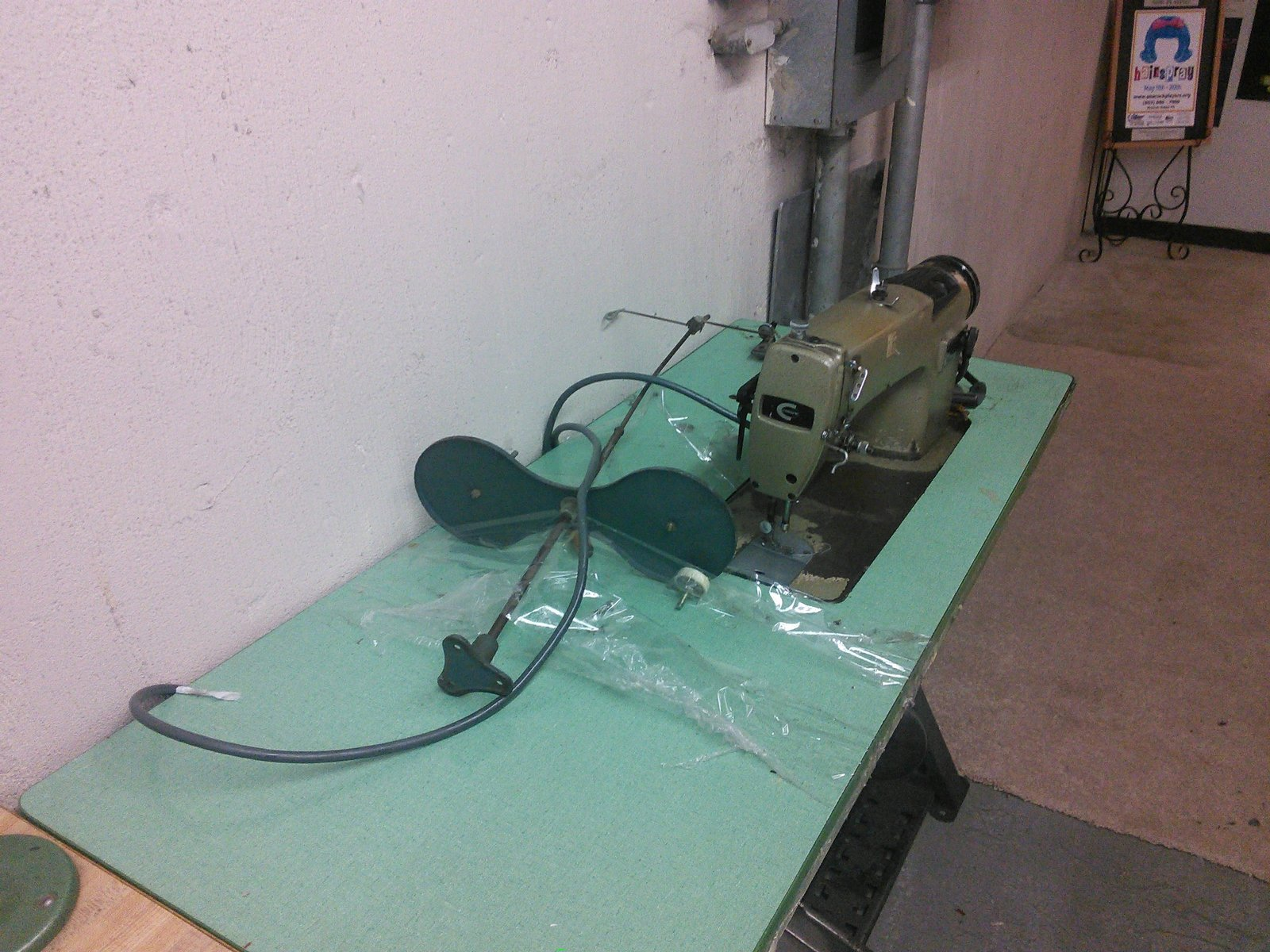 Consew Model 230 Industrial Sewing Machine - $799.00