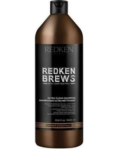 Redken Brews Extra Clean Shampoo 33.8oz - $39.88