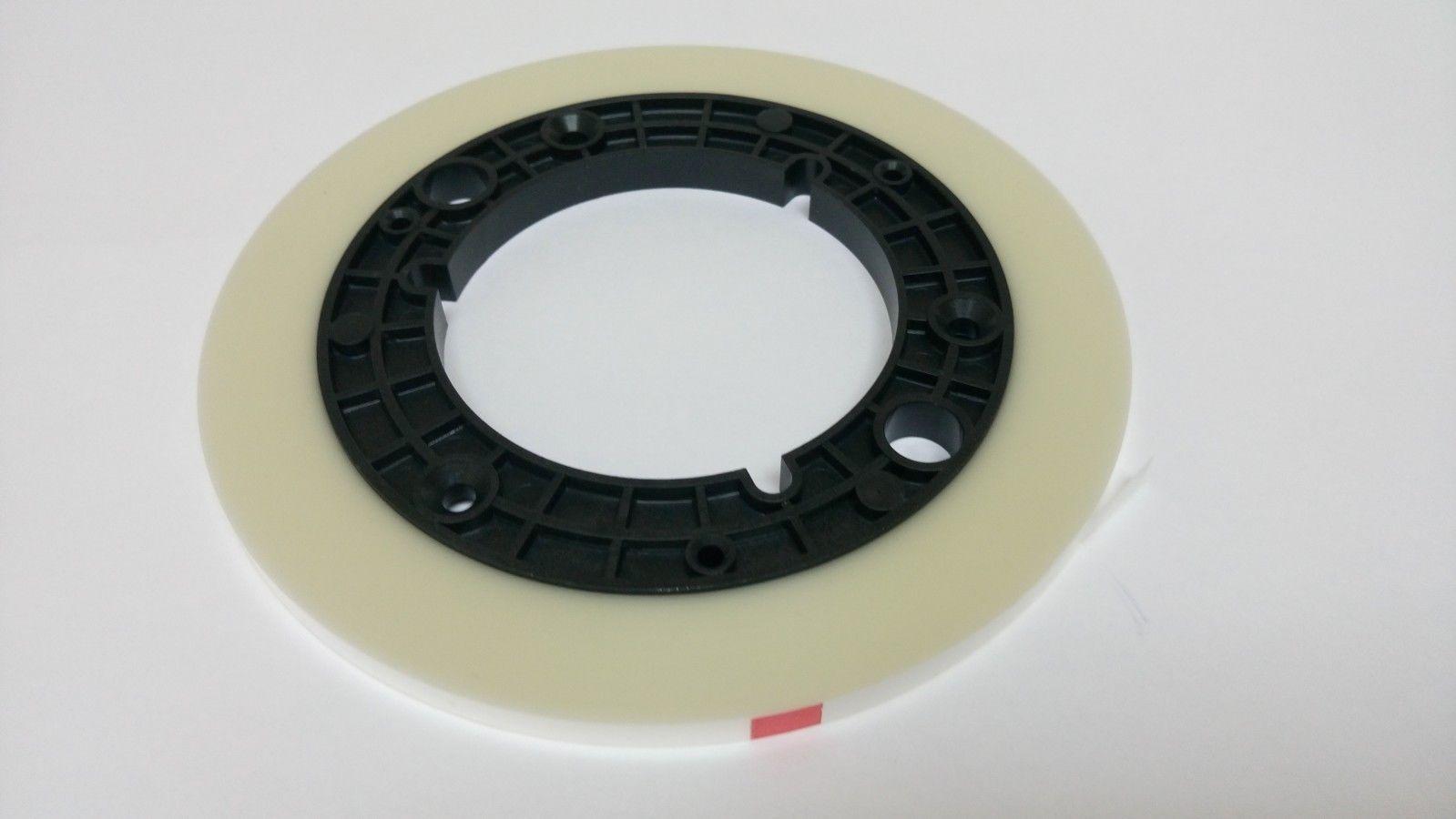 """NEW RTM BASF 1/4"""" 250m 820ft Transparent Leader Tape Reel Recorder R39101"""