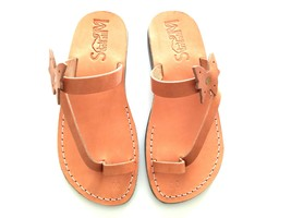 Leather Sandals for Women BUTTERFLY by SANDALIM Biblical Greek Roman San... - $39.44 CAD+