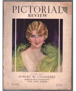 Pictorial Review 11/1927-Earl Christy-Clara Bow-pulp fiction-fabulous ads-G- - $81.97