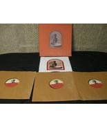 George Harrison Concert For Bangladesh Apple STCX 3385 Stereo 3 LP Vinyl... - $99.99