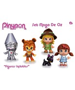 Pinypon Set Wizard Of OZ With The Characters Pin y Pon Tale -famosa 7000... - $193.37