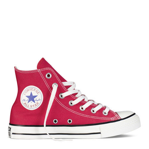 9a5b782aa010 Converse All Star Red Hi Top Shoes Unisex and 50 similar items. S l1600