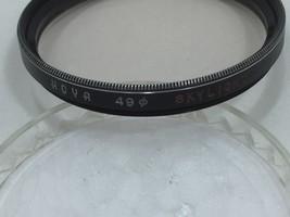 Vintage Hoya Skylight Camera Filter Lens 49.0s (1A) 24697 - $14.80
