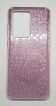 Milprox Pink Glitter Protective Phone Case for Samsung Galaxy S20 Ultra - $6.49