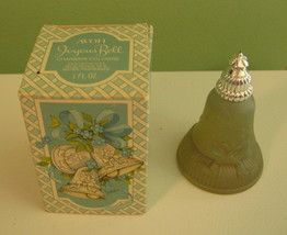 Avon Collectibles Joyous Bell bottle full and comes with box - $8.37
