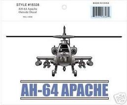 Us Army Ah 64 Apache Decal - $13.53