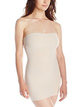 Flexees Women's Maidenform Sleek Smoothers Multiway Full Slip, Paris Nud... - $28.50 CAD