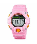 Boys Camouflage LED Sports Watch,Waterproof Digital Electronic Casual (P... - $22.81