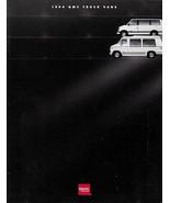 1994 GMC Truck VANS sales brochure catalog SAFARI RALLY 94 US - $8.00