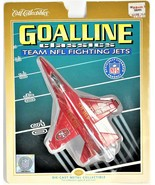 Goalline Classic Team NFL 49ers Fighting Jets Die Cast Metal Collectible... - $19.79