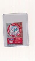 1997 Japanese Pokemon Card Bandai HTF NM Nidorino #86 - $6.00