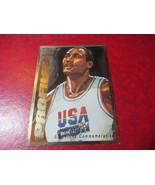 1993 Icon Profiles USA Barcelona Commemorative  #6 Karl Malone - $2.99
