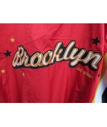 Stall & Dean Brooklyn All Stars Rucker Park Jacket Coat Basketball Harle... - $121.77