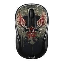 Logitech M325C Optical Wireless USB Mouse, Ambidextrous, Black Taboo (91... - $40.06 CAD