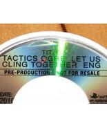 Tactics Ogre Let Us Cling Together Pre-Release prototype/beta/sample UMD... - $332.49
