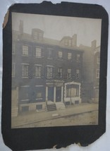 1911 antique DR. WALTER WATSON BUILDING PHOTO phila pa DR. HANSELL jeff ... - $47.50