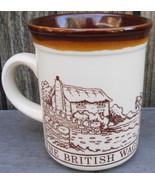 The British Wagonette Brake 1842 Mug Cup Biltons England - $24.99