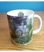 Thomas Kinkade Amcal A New Day Dawning0 Coffee Mug Tea Cup - $14.80