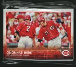 2015 Topps Cincinnati Reds Team Set - $2.00