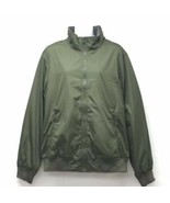 $39.99 Men's Size M  Moss Green Fleece Lined Jacket  - by Merona NWT - $14.85