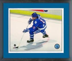 Joe Sakic 1992-93 Quebec Nordiques-11x14 Matted/Framed Photo - $43.55