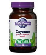 Oregon's Wild Harvest Non-GMO Cayenne Capsules, Organic Herbal Supplemen... - $14.69