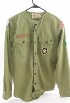 1950s BSA Boy Scouts of America Quartermaster Enon OH Long Sleeve Unifor... - $133.60