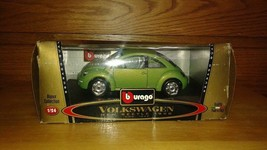 Volkswagon New Beetle1998 Collectible(Diecast/BBurago/BijouxCollection) - $24.75