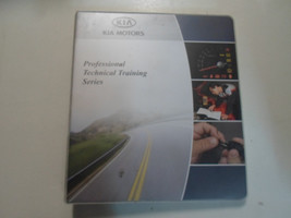 2010 Kia Motors Engine Management System Diagnosis Course Guide BINDER F... - $69.25