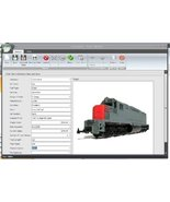 Train Collector Pro Software [CD-ROM] Windows - $19.97