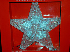 "Christmas Color Changing 9"" Star Tree Topper - $12.99"