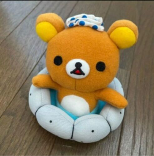 Rilakkuma Hot Spring Plush Toy Limited Sanrio Character Merchandise - $52.25
