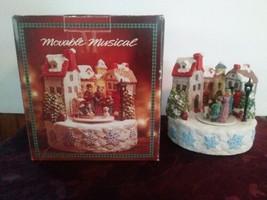 Vintage 1993 Dayton Hudson Movable Christmas Musical - $23.36