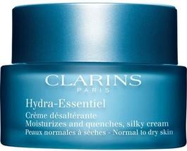 Clarins Hydra Essentiel Cream desalterante Peaux normal r seches - $81.00