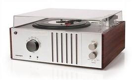 Crosley CR6017A-MA 3 Speed Turntable Record Player AM/FM Radio MP3 Input... - £74.19 GBP